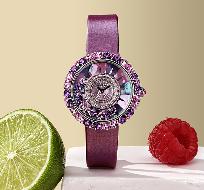 Часы Chopard Happy Diamonds Joaillerie