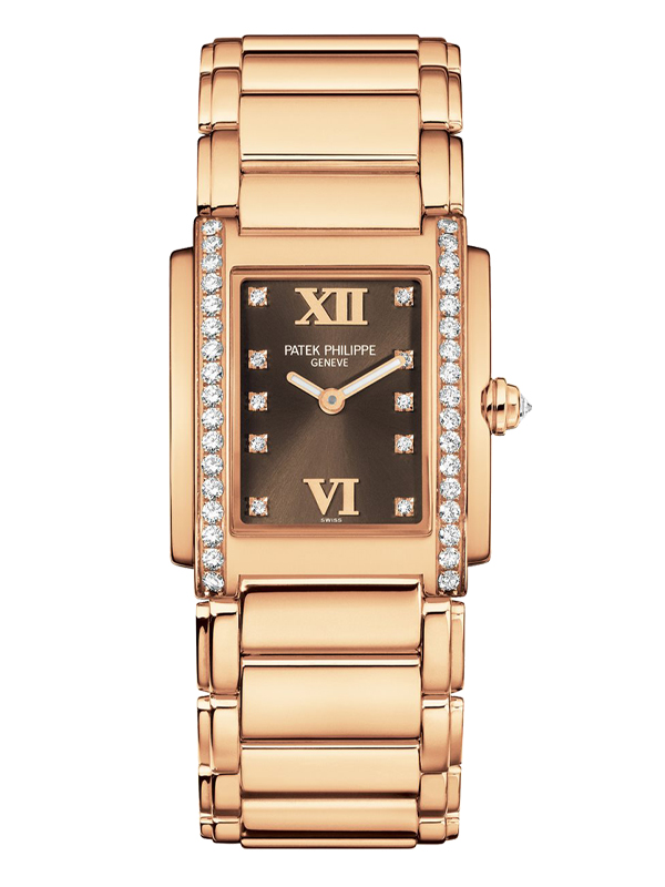 Часы Twenty 4 Rose Gold