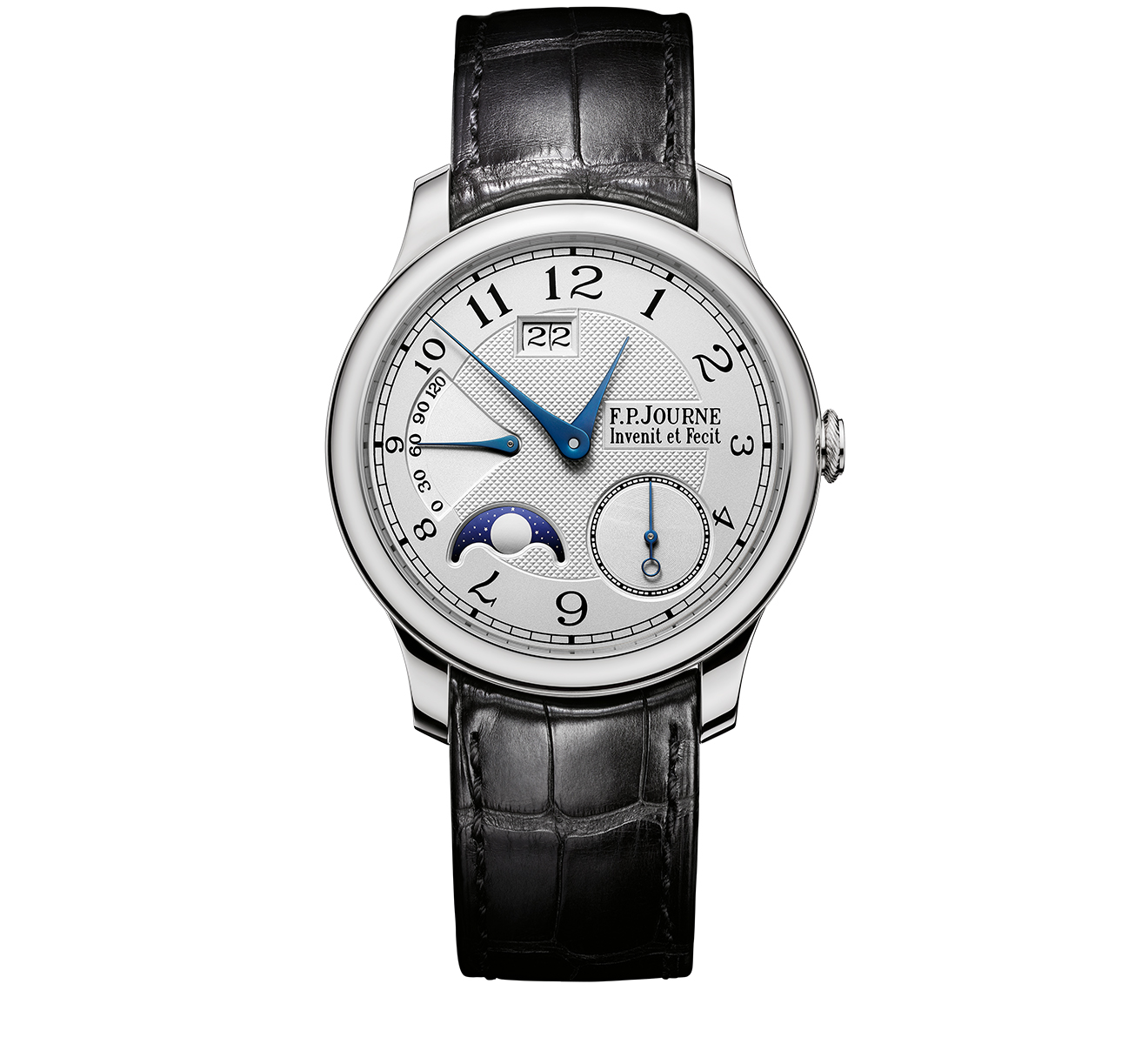 Часы Automatique Lune Platinum F.P.Journe Octa OCTA AUTOMATIQUE LUNE/PT - фото 1 – Mercury