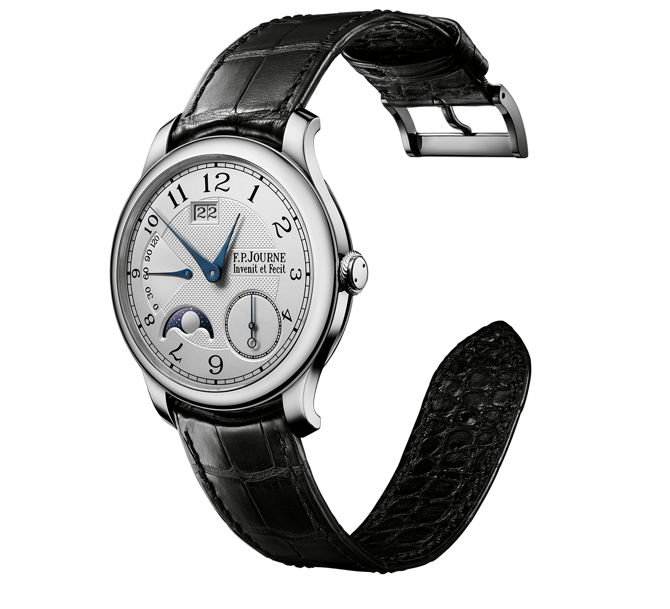 Часы Automatique Lune Platinum F.P.Journe Octa OCTA AUTOMATIQUE LUNE/PT - фото 2 – Mercury
