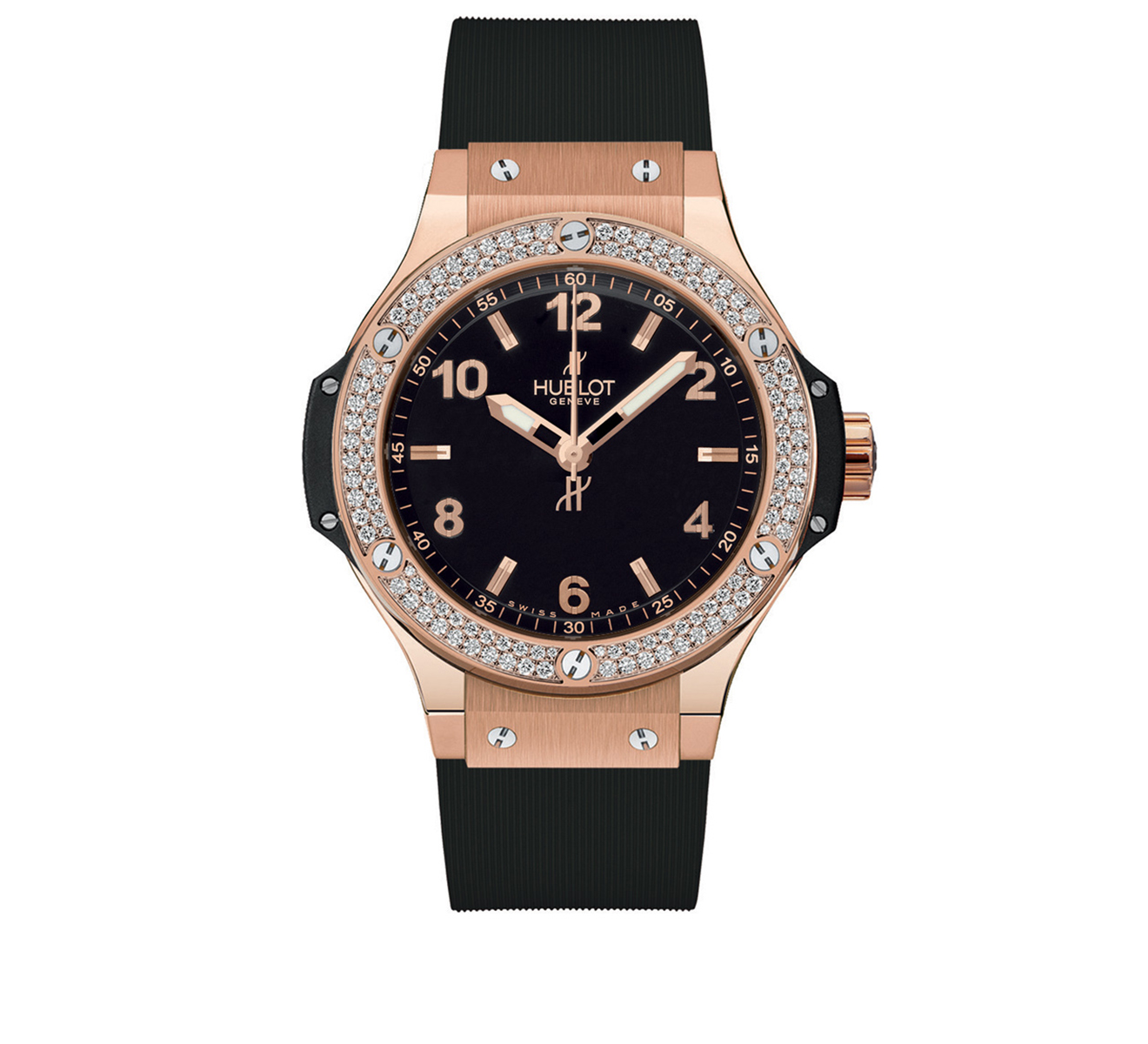 Часы Gold Diamonds HUBLOT Big Bang 361.PX.1280.RX.1104 - фото 1 – Mercury