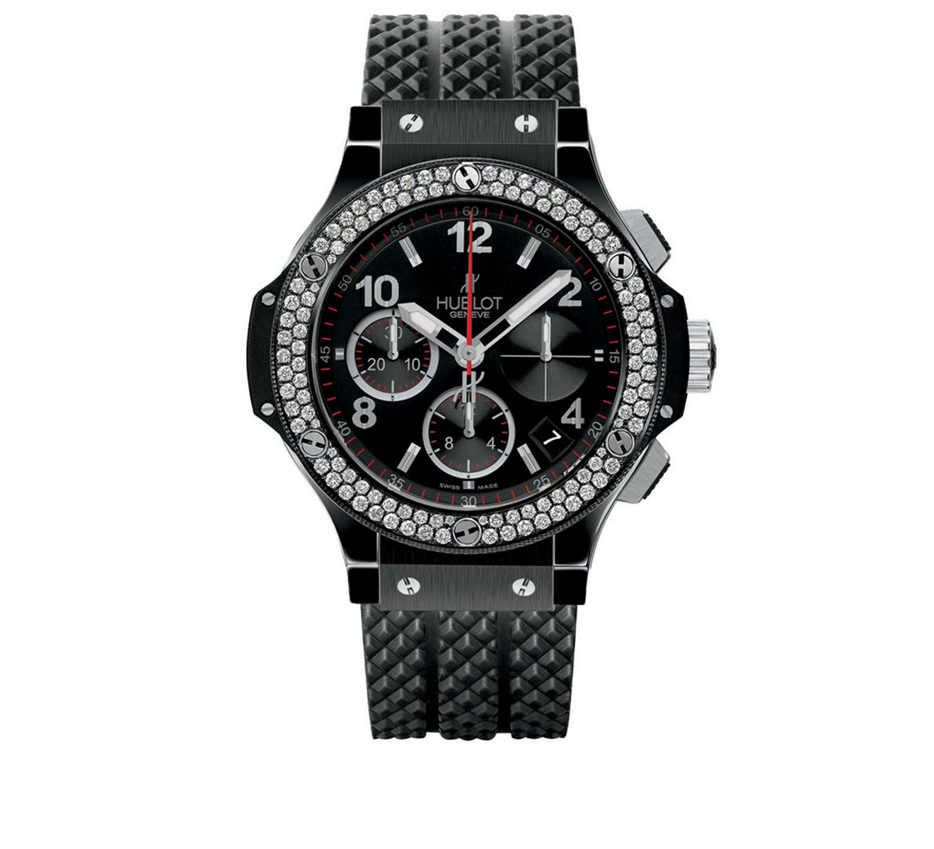 Часы Black Magic Diamonds HUBLOT Big Bang 342.CV.130.RX.114 - фото 1 – Mercury