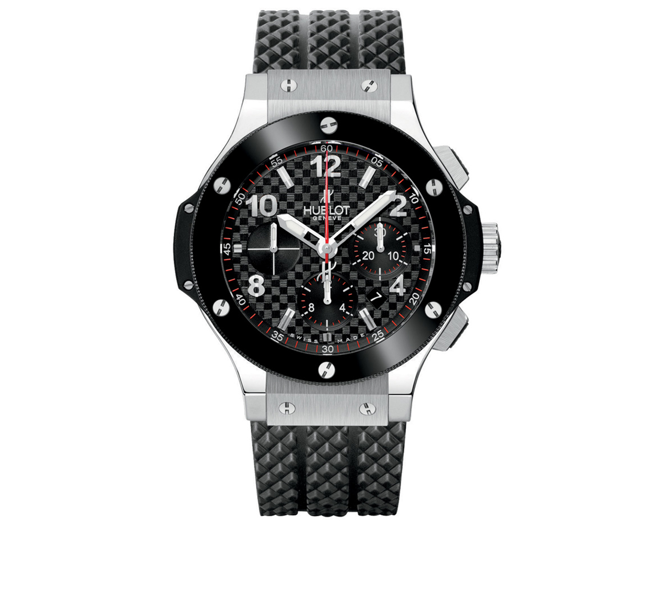 Часы Steel Ceramic HUBLOT Big Bang 301.SB.131.RX - фото 1 – Mercury