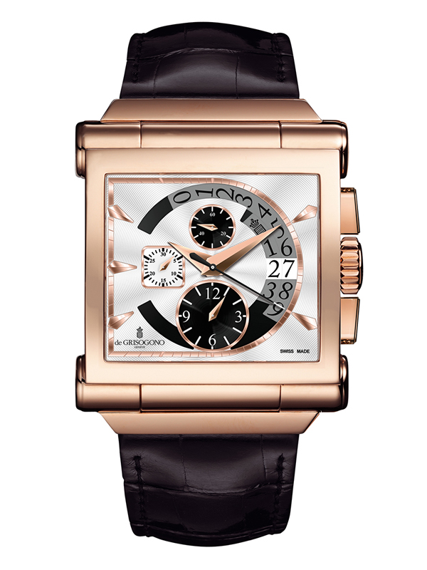 Часы Rose Gold Chrono