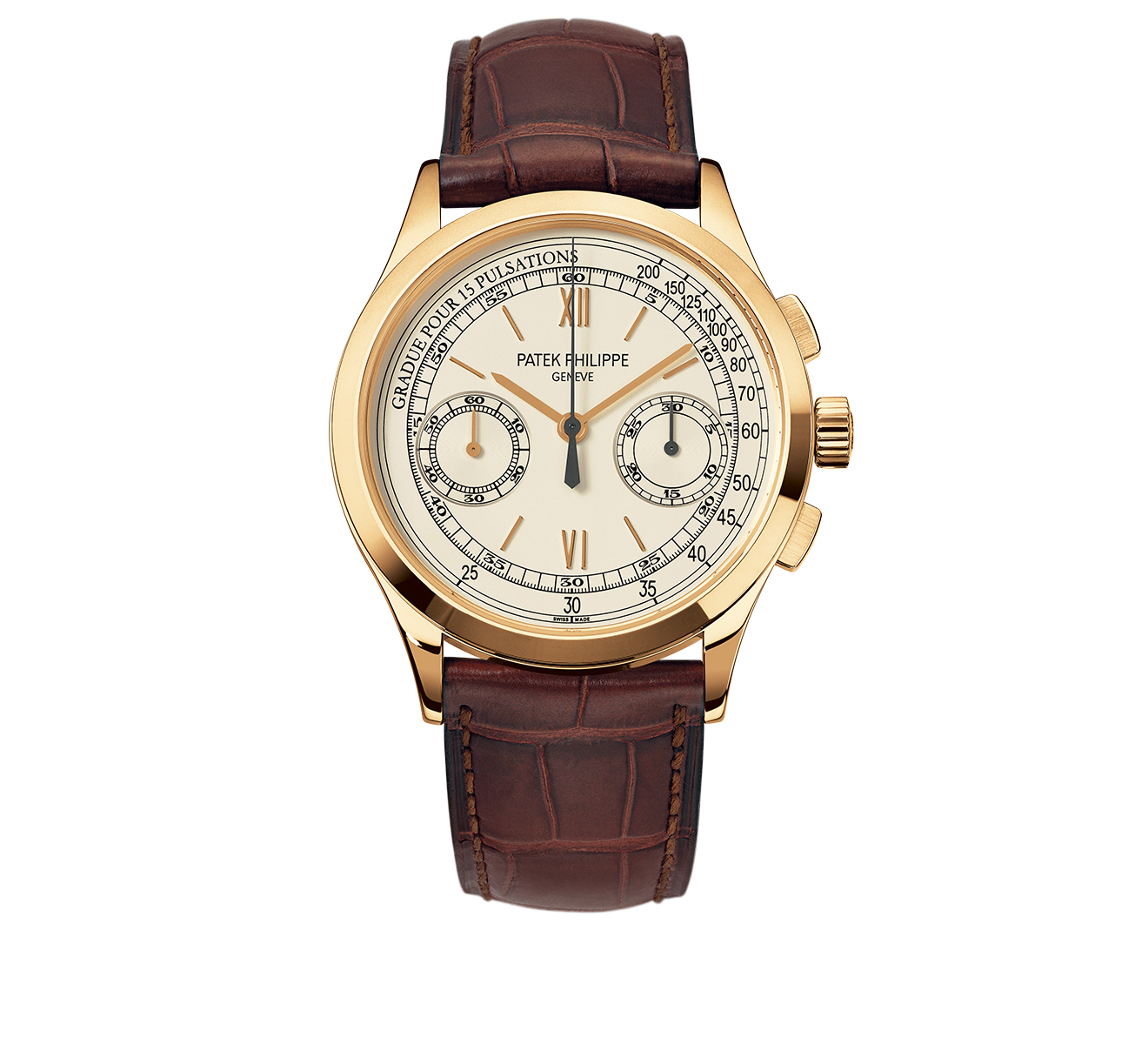 Часы Chronograph PATEK PHILIPPE Complications 5170 J-001 - фото 1 – Mercury