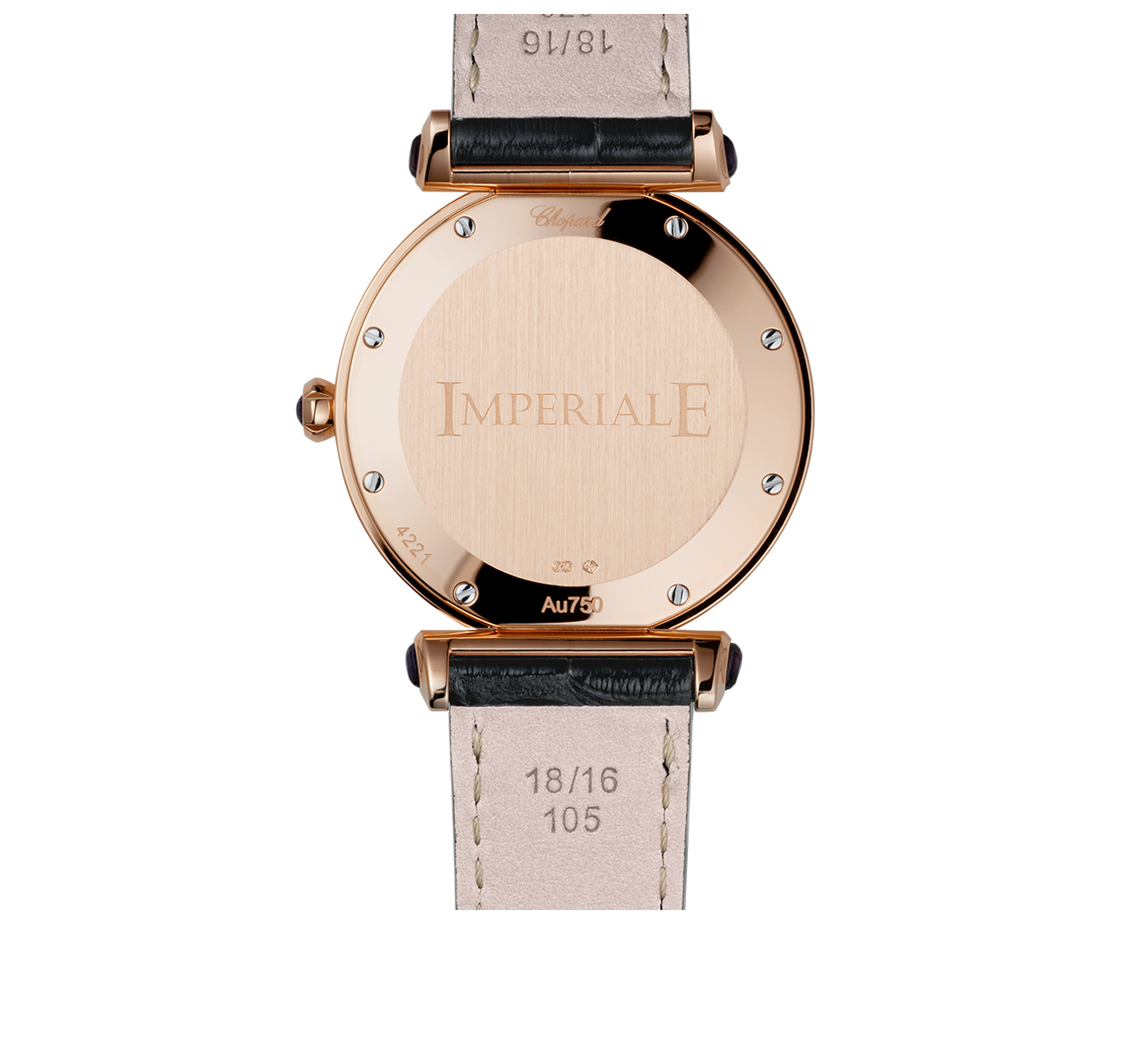 Часы Imperiale Chopard Imperiale 384221-5001 - фото 2 – Mercury