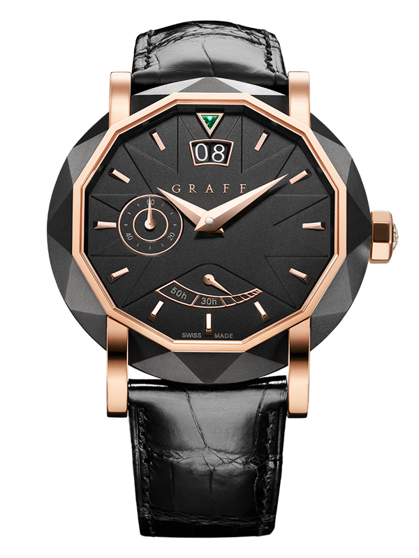 Часы Grande Date Steel Rose Gold