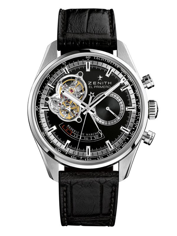 Часы Chronomaster Open Chronograph Black