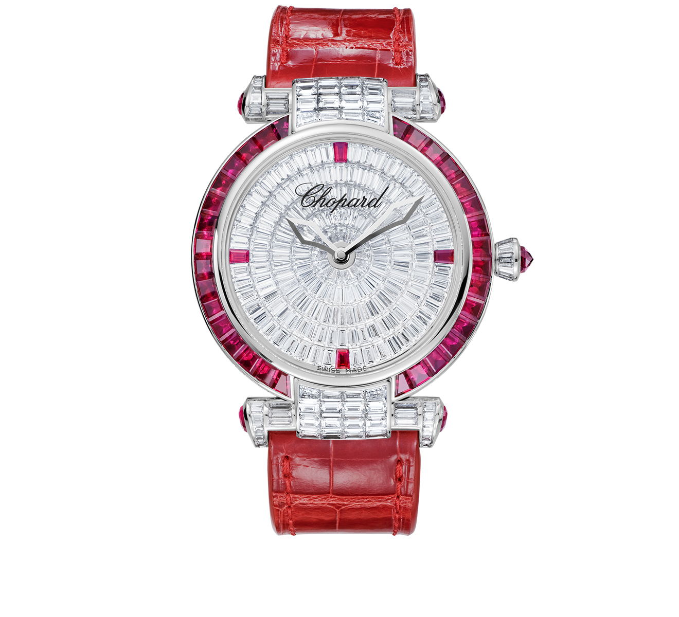 Imperiale Joaillerie Diamond Ruby Chopard Imperiale 384240-1003 - фото 1 – Mercury