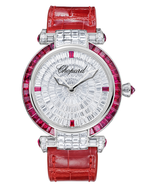 Imperiale Joaillerie Diamond Ruby