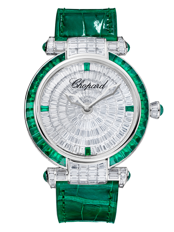 Часы Imperiale Joaillerie Diamond Emerald