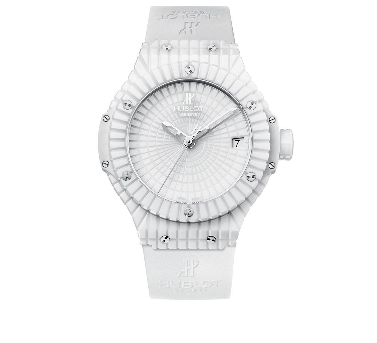 Часы White Caviar HUBLOT Big Bang 346.HX.2800.RW - фото 1 – Mercury