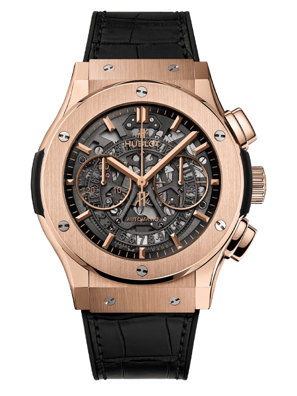 Часы Aerofusion Chronograph King Gold
