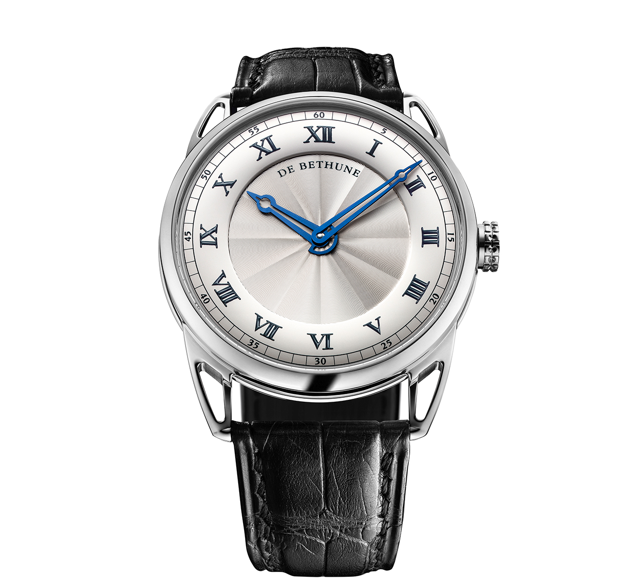 Часы 6 Days White Gold De Bethune DB25 DB25SVAWS1 - фото 1 – Mercury