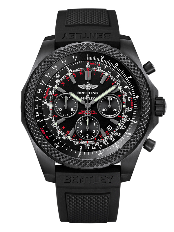 Часы Light Body Midnight Carbon Titanium