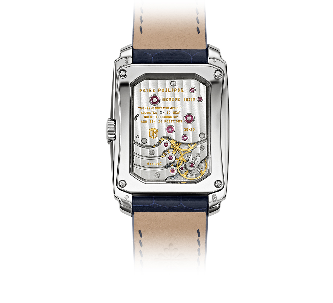 Часы 8 Days, Day & Date Indication PATEK PHILIPPE Gondolo 5200 G-001 - фото 3 – Mercury
