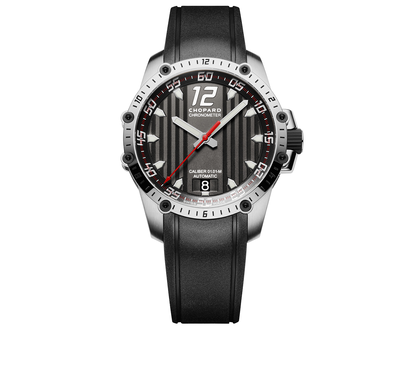 Часы Superfast Automatic Chopard Classic Racing 168536-3001 - фото 1 – Mercury