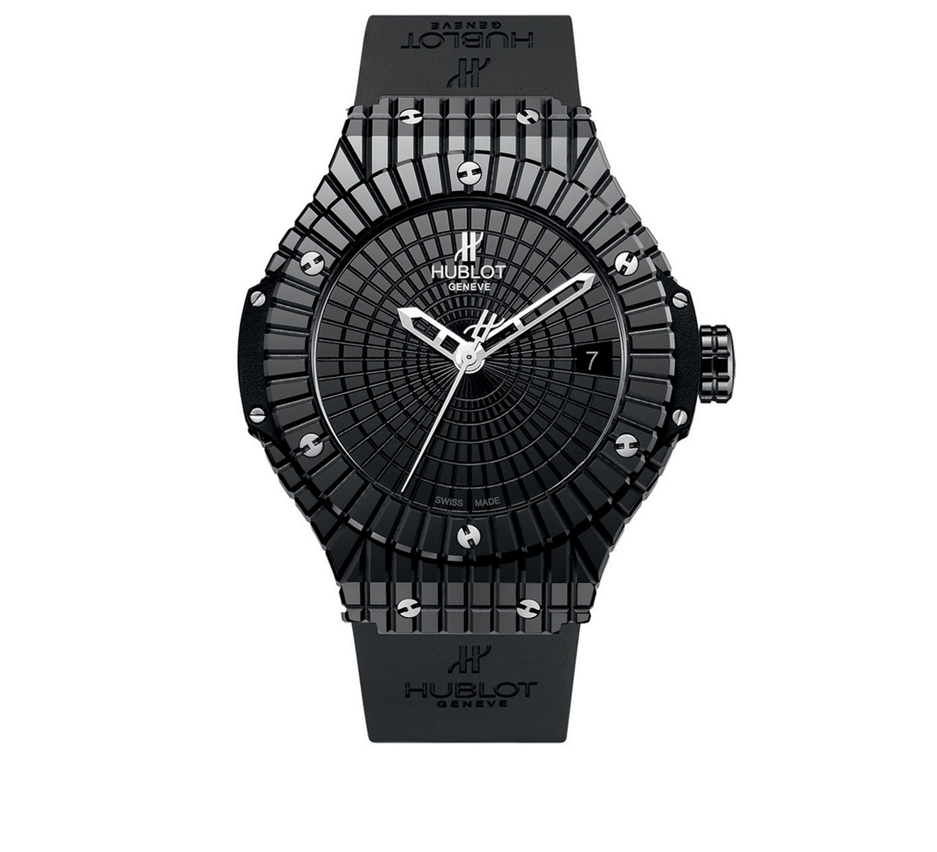 Часы Black Caviar HUBLOT Big Bang 346.CX.1800.RX - фото 1 – Mercury