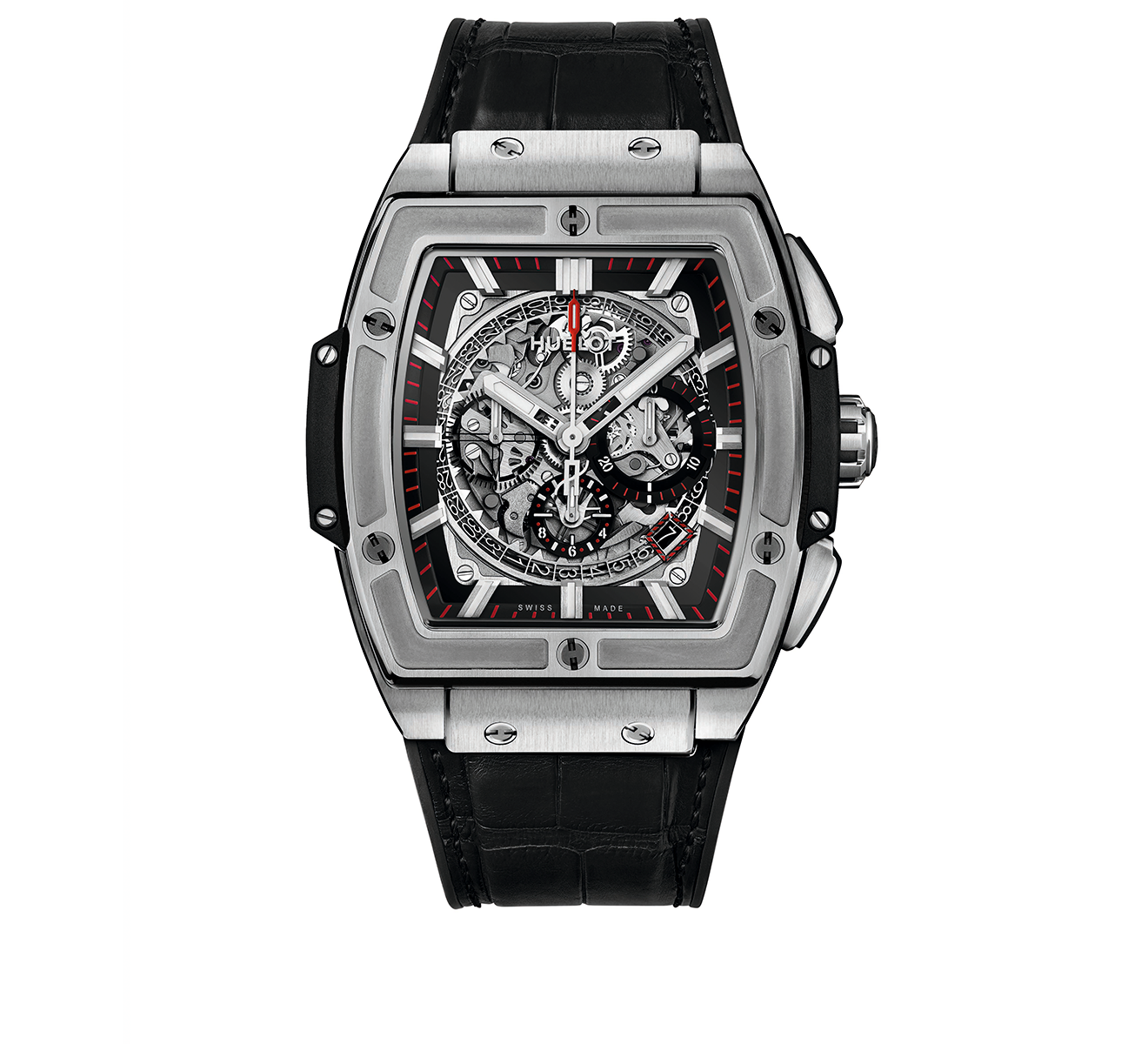 Часы Titanium HUBLOT Spirit of Big Bang 601.NX.0173.LR - фото 1 – Mercury