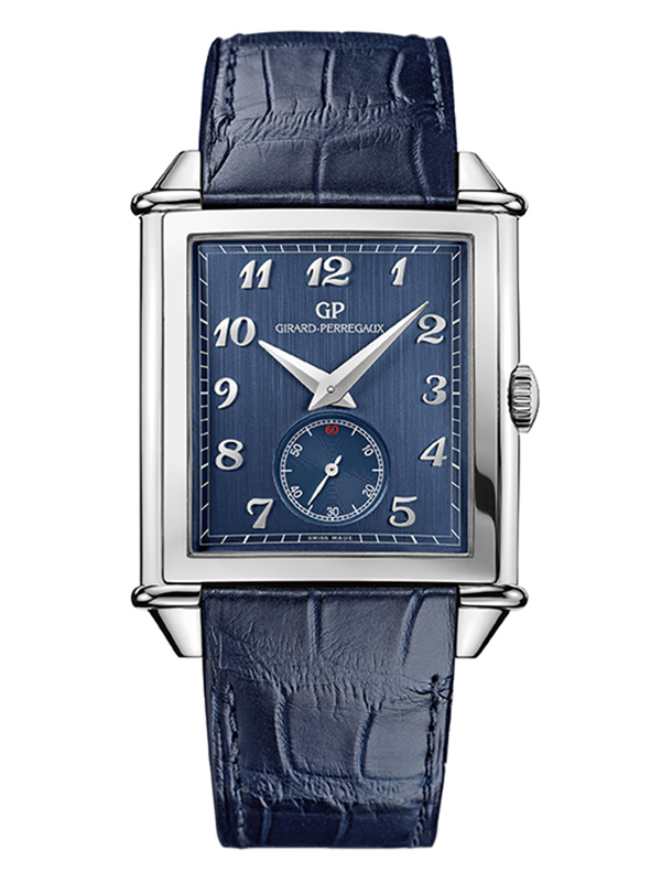 Часы XXL Steel Small Seconds Blue