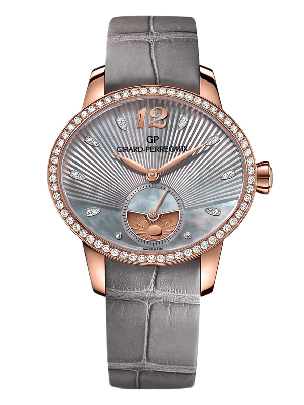 Часы Day and Night Rose Gold Grey