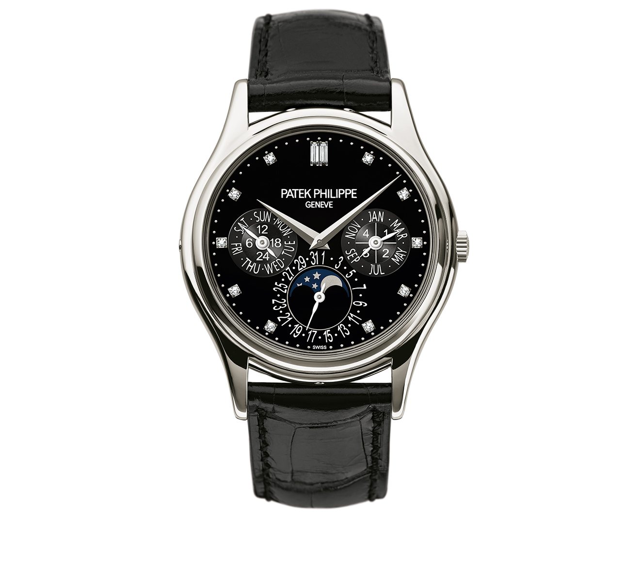 Часы Perpetual Calendar PATEK PHILIPPE Grand Complications 5140 P-013 - фото 1 – Mercury