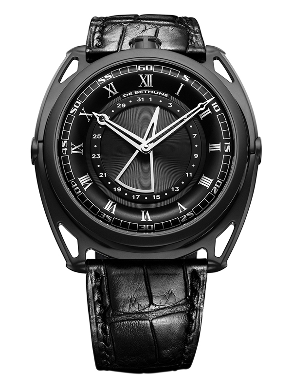 Часы Titan Hawk All Black