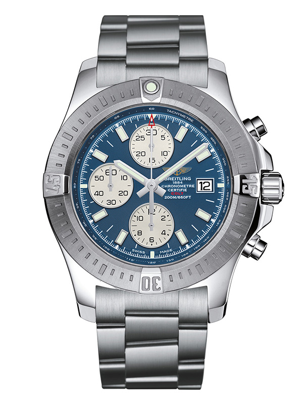 Часы Chronograph Automatic Steel Blue