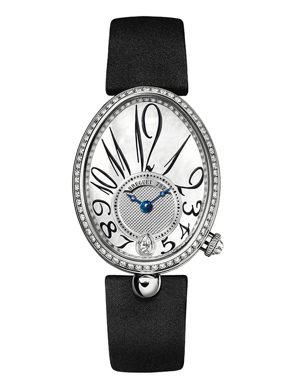 Часы Reine de Naples White Gold