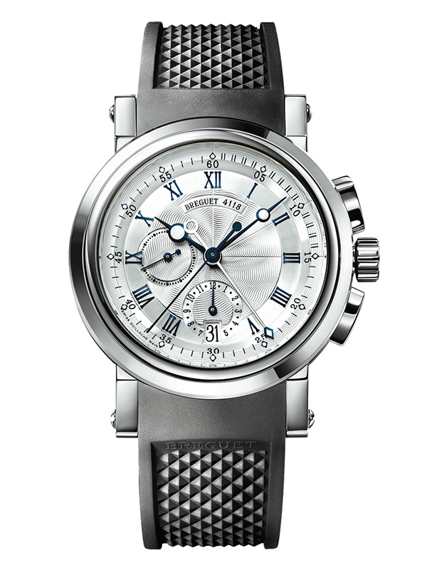Часы Marine White Gold Chronograph
