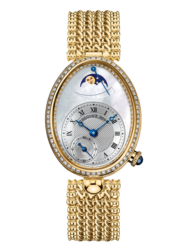 Часы Reine de Naples Yellow Gold