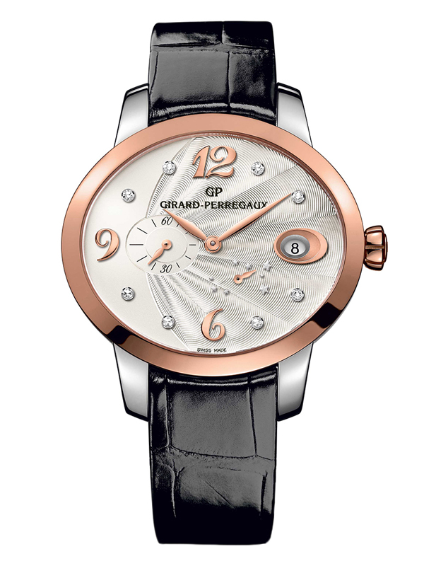 Часы Power Reserve Rose Gold