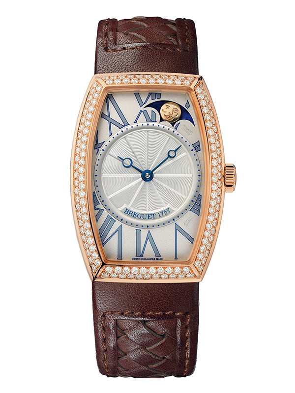 Часы Heritage Rose Gold