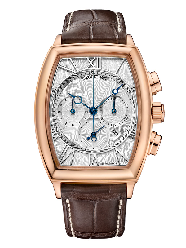 Часы Heritage Rose Gold Chronograph