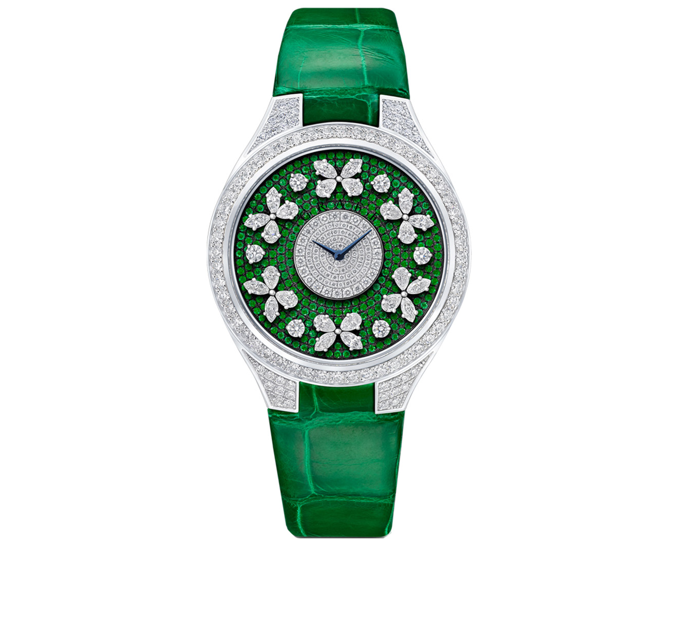 Часы Emerald Butterfly GRAFF Disco Butterfly FBF38WGDE - фото 1 – Mercury