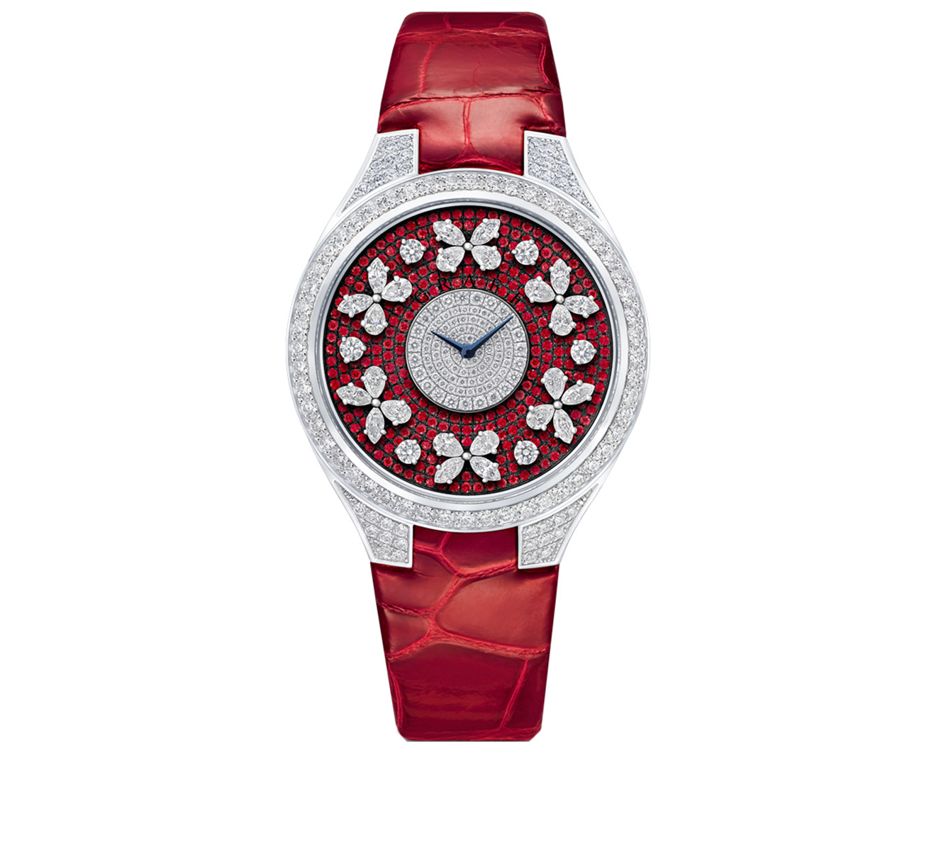 Часы Ruby Butterfly GRAFF Disco Butterfly FBF38WGDR - фото 1 – Mercury