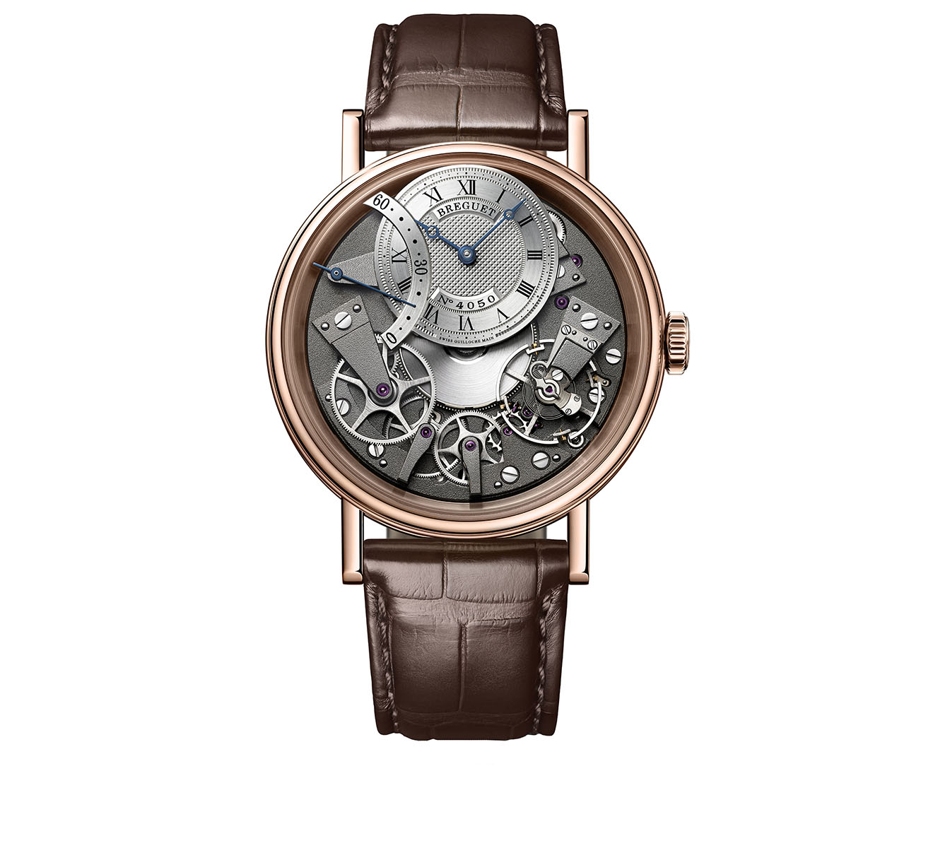 Часы Tradition Automatique Seconde Retrograde Breguet Tradition 7097BR G1 9WU - фото 1 – Mercury