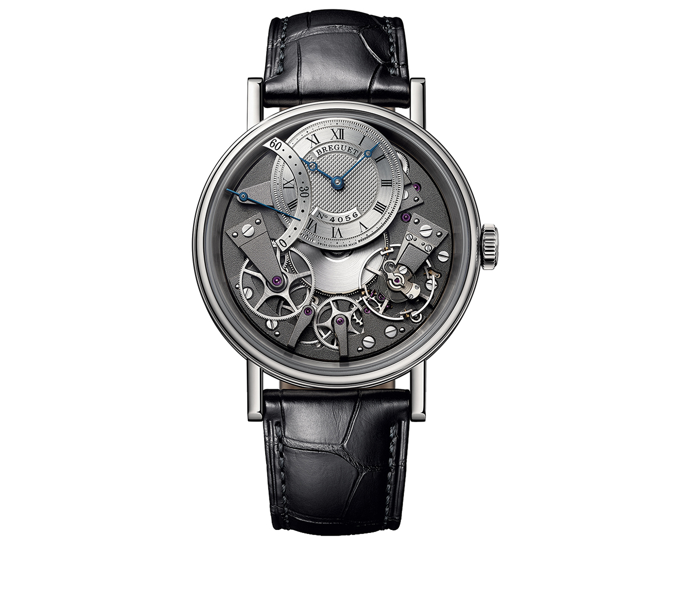 Часы Tradition Automatique Seconde Retrograde Breguet Tradition 7097BB G1 9WU - фото 1 – Mercury