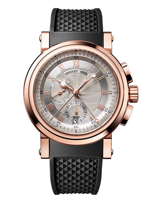 Часы Marine Rose Gold Chronograph