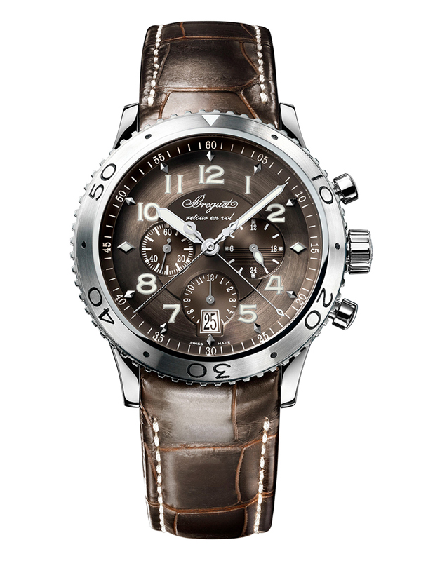 Часы Type XXI Flyback Chronograph