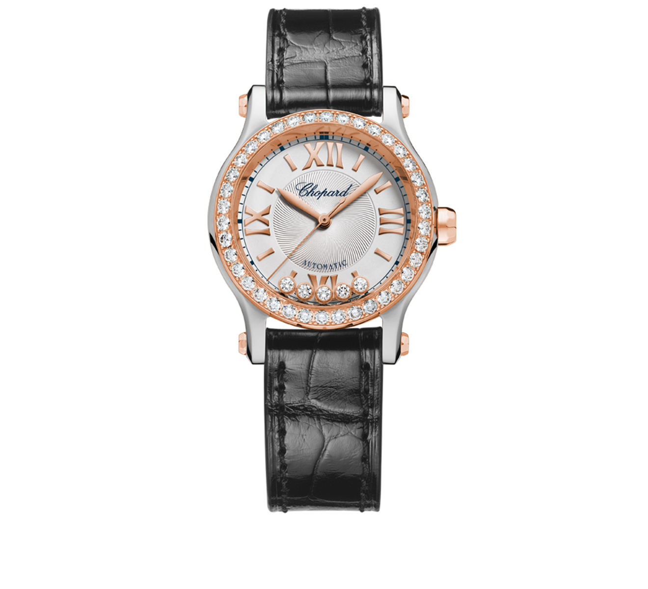 Часы Happy Sport Automatic Chopard Happy Sport 278573-6003 - фото 1 – Mercury