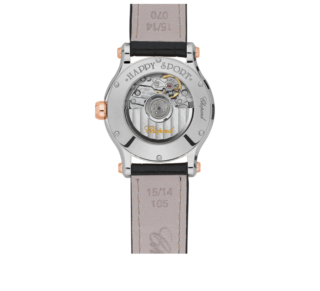 Часы Happy Sport Automatic Chopard Happy Sport 278573-6003 - фото 2 – Mercury