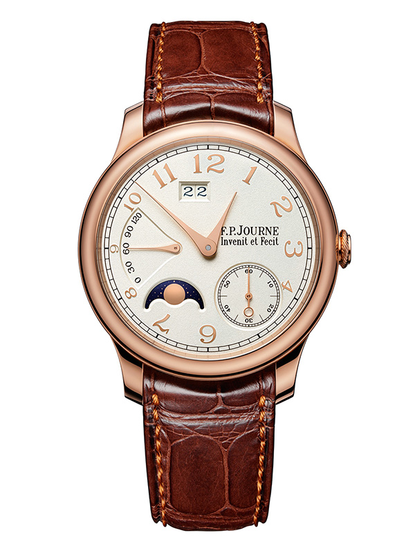 Часы Automatique Lune Rose Gold