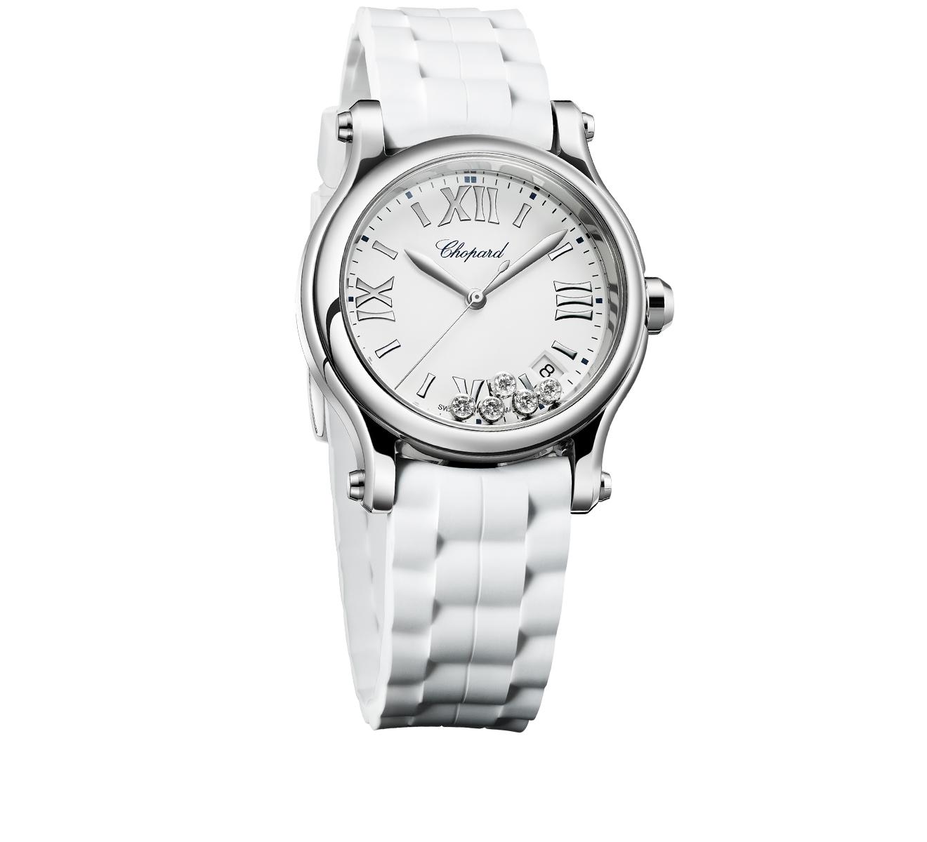 У вас есть шанс приобрести часы chopard happy sport.