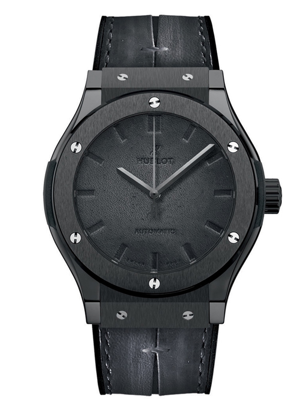 Часы Berluti All Black