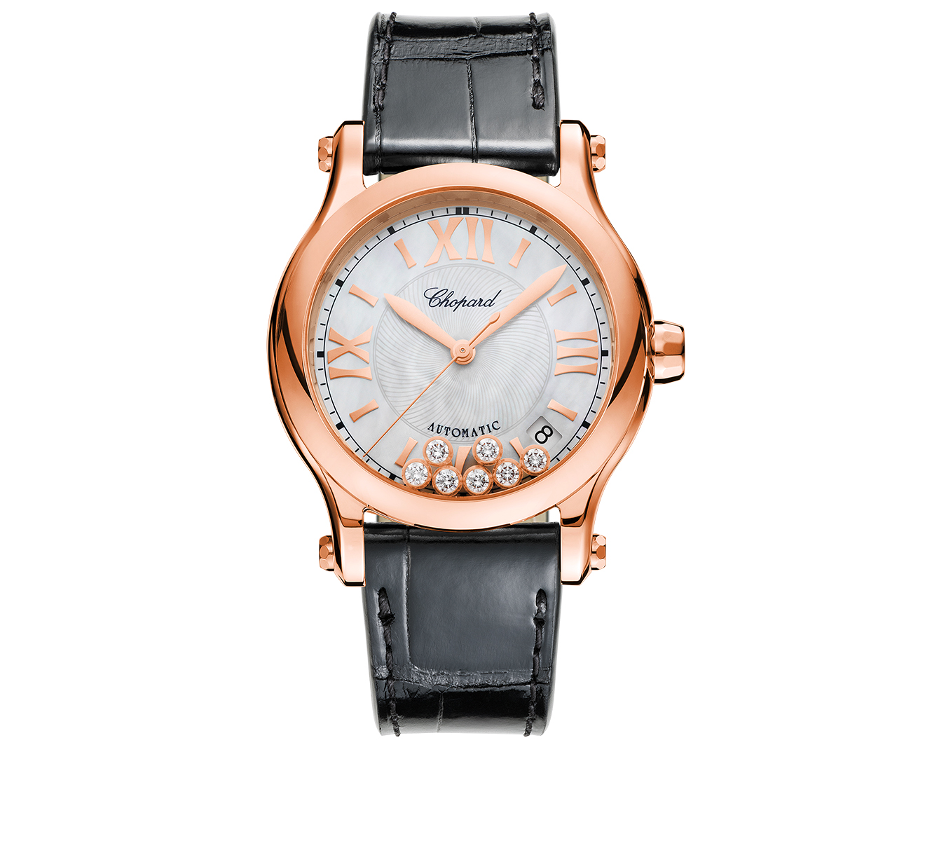 Часы Happy Sport Automatic Chopard Happy Sport 274808-5008 - фото 1 – Mercury