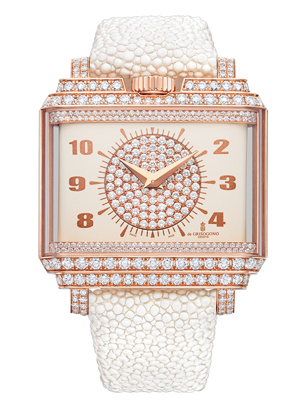Часы Rose Gold Diamonds