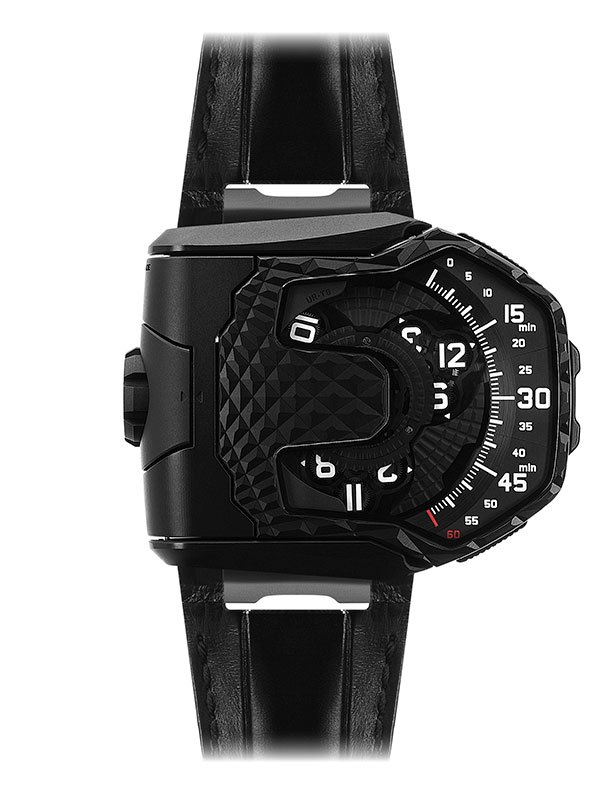 Часы UR-T8 All Black