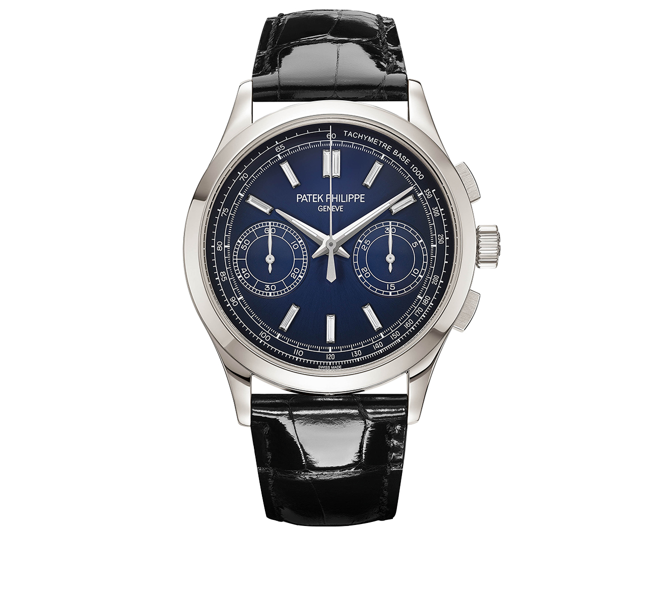 Часы Chronograph PATEK PHILIPPE Complications 5170 P-001 - фото 1 – Mercury