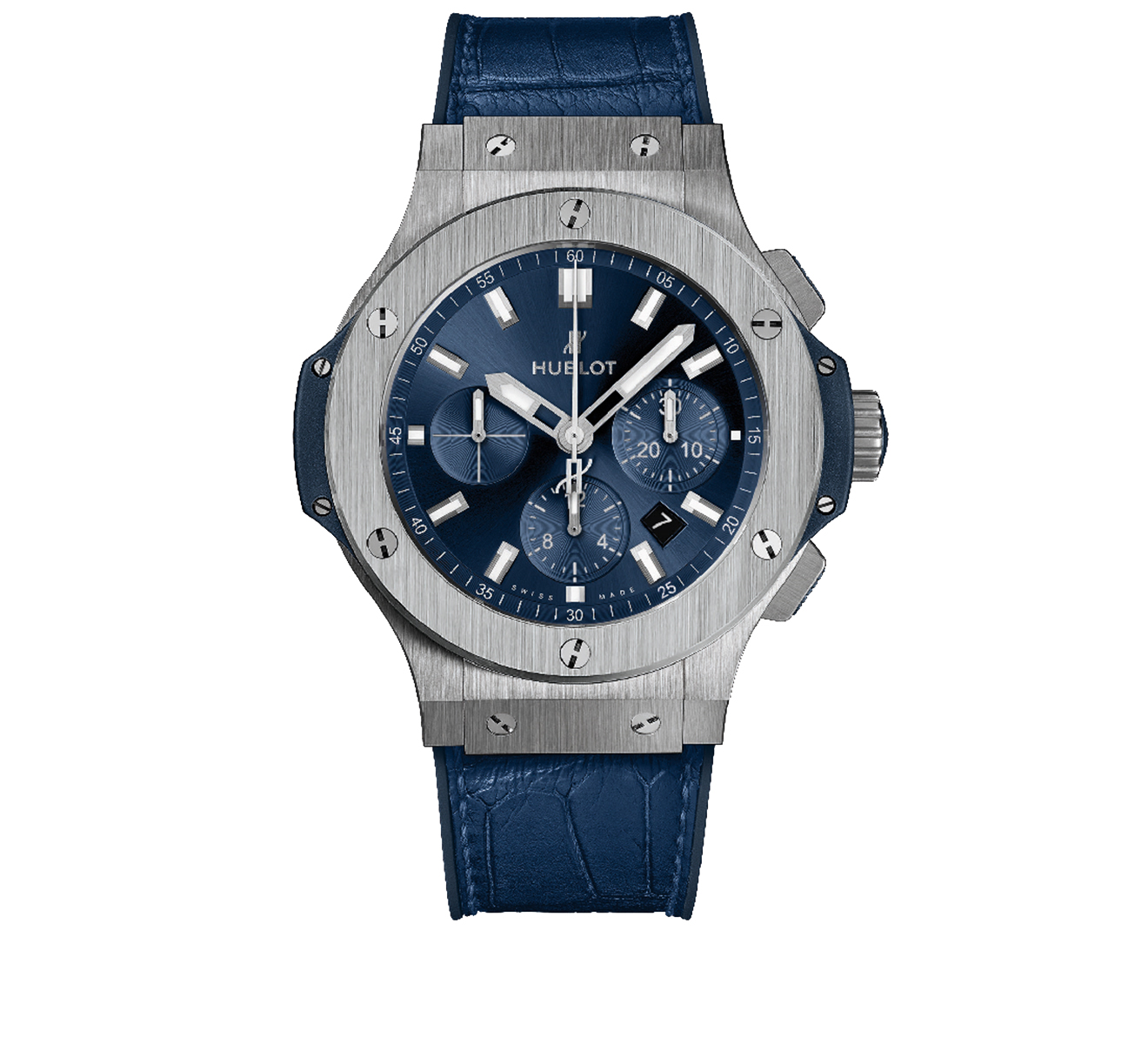 Часы Steel Blue HUBLOT Big Bang 301.SX.7170.LR - фото 1 – Mercury